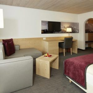Hotel Laaxerhof Laax Zwitserland