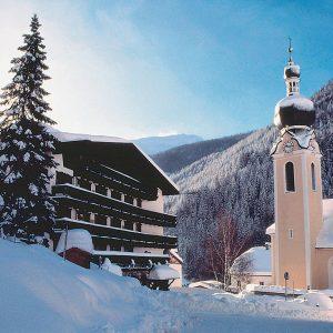 Hotel Basur Flirsch am Arlberg Oostenrijk