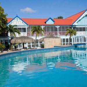 8 daagse vliegvakantie naar Divi Flamingo Beach Resort en Casino in kralendijk